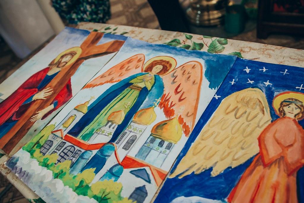 Приглашаем юных астраханцев к участию в конкурсе детского творчества «Красота Божьего мира»