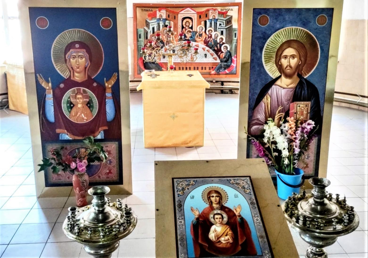 В сентябре 2020 года вышел новый тираж книги о Знаменском храме г. Астрахани