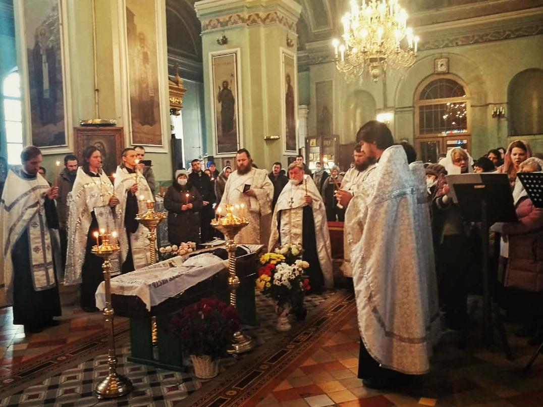 Памяти почившей в Боге монахини Таисии (Лабутиной)