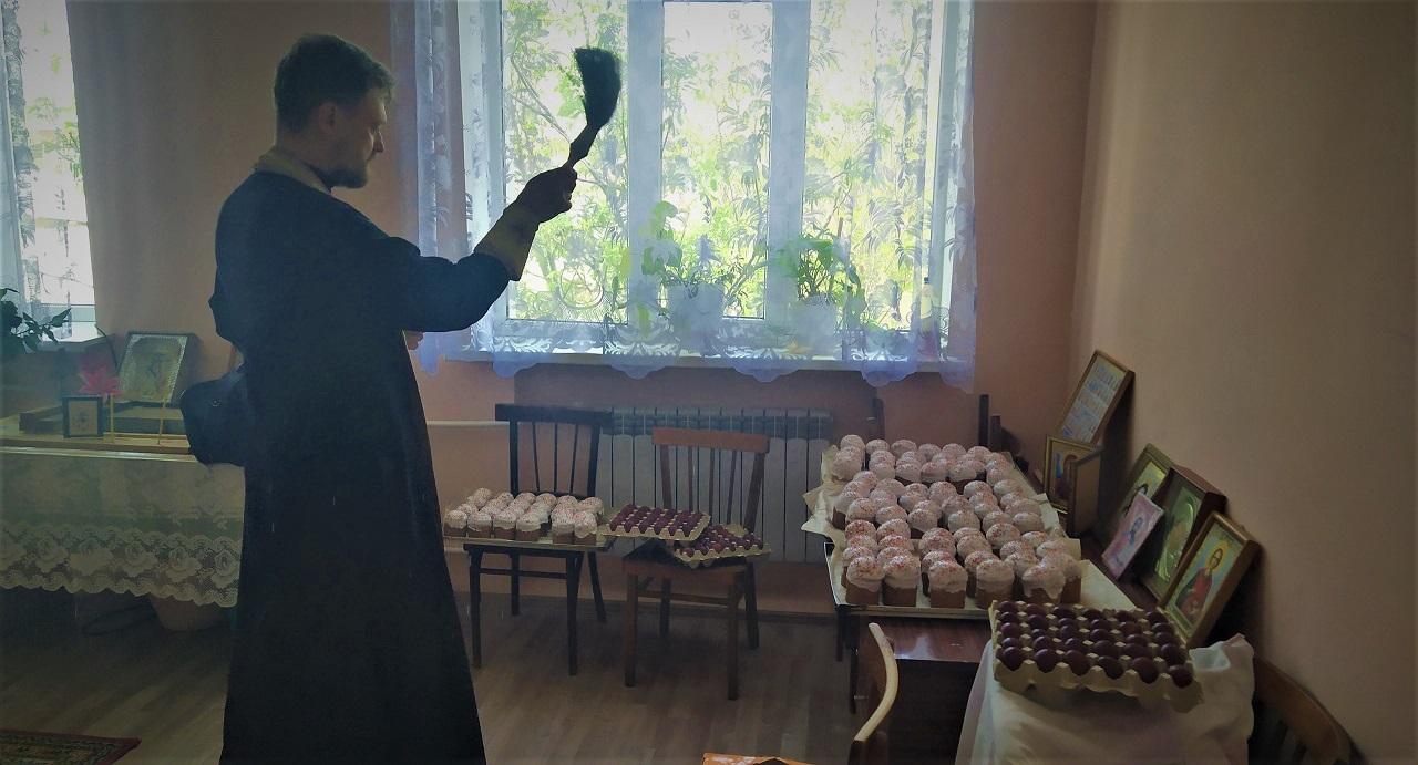 Благотворительная поездка в Волго-Каспийский дом-интернат