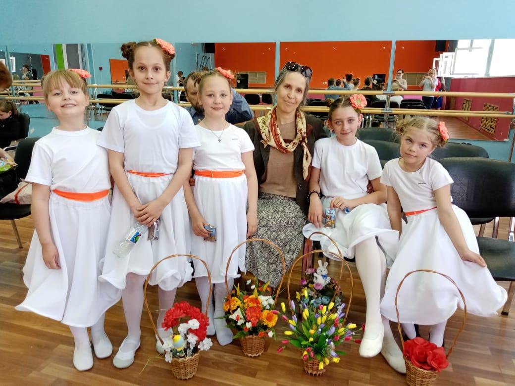 Закрытие фестиваля «Пасхальная радость. Астрахань-2021»