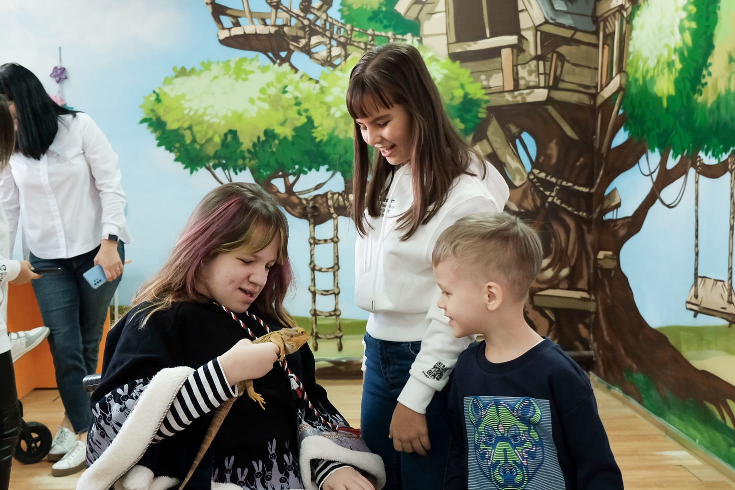 Международный день детского церебрального паралича (ДЦП)