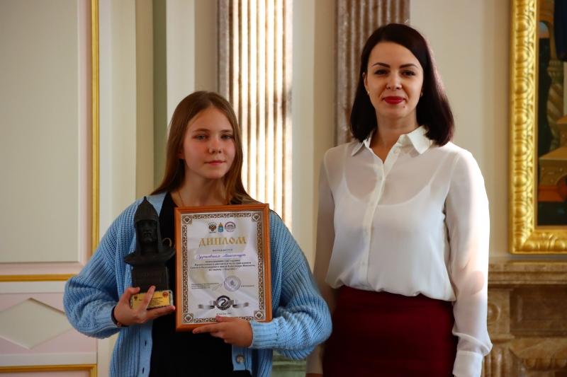В Астрахани состоялось награждение победителей очного этапа просветительской акции «Православный диктант»